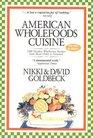 American Wholefoods Cuisine