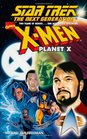Star Trek The Next Generation Planet X