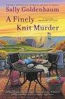 A Finely Knit Murder (Seaside Knitters Society, Bk 9)