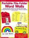 Portable File-Folder Word Walls