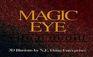 Magic Eye/a Book of Postcards