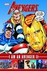 Avengers I Am An Avenger II TPB