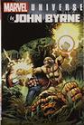 Marvel Universe By John Byrne Omnibus Vol 2