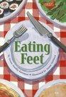Eating feet