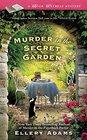 Murder in the Secret Garden (Book Retreat, Bk 3)