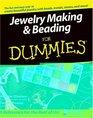 Jewelry Making  Beading For Dummies