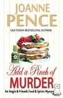Add a Pinch of Murder: An Angie & Friends Food & Spirits Mystery (The Angie & Friends Food & Spirits Mysteries) (Volume 2)