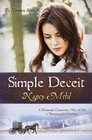 Simple Deceit (Harmony, Bk 2)