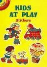 Kids at Play Stickers