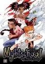 Nightschool Vol 3 The Weirn Books