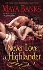 Never Love a Highlander (McCabe, Bk 3)