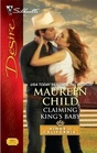 Claiming King's Baby (Kings of California, Bk 5) (Silhouette Desire, No 1971)