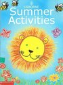 Usborne Summer Activities
