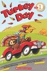 Scholastic Reader Level 1 Turkey Day