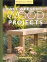 Easy Weekend Wood Projects
