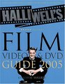Halliwell's Film Video And Dvd Guide 2005