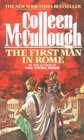 The First Man in Rome (Masters of Rome, Bk 1)