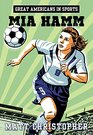 Great Americans in Sports  Mia Hamm