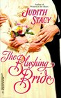 The Blushing Bride (Harlequin Historical, No 521)