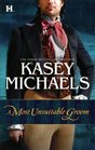 A Most Unsuitable Groom (Romney Marsh, Bk 4)