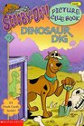 Dinosaur Dig (Scooby-Doo! Picture Clue Book with 24 Flash Cards, Level 1)