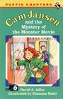 Cam Jansen and the Mystery of the Monster Movie (Cam Jansen, Bk 8)