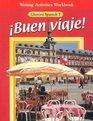 Buen viaje Level 1 Writing Activities Workbook