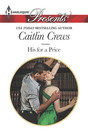 His for a Price (Vows of Convenience, Bk 1) (Harlequin Presents, No 3275)