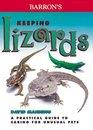Keeping Lizards