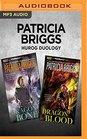 Patricia Briggs Hurog Duology Dragon Bones  Dragon Blood