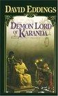 Demon Lord of Karanda (Malloreon, Bk 3)