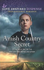 Amish Country Secret (Love Inspired Suspense, No 874)