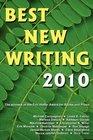 Best New Writing 2010