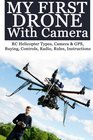 My First Drone With Camera RC Helicopter Types Camera  GPS Buying Controls Radio Rules Instructions