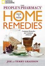 The People's Pharmacy Quick and Handy Home Remedies QAs for Your Common Ailments