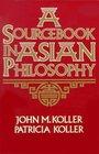 Sourcebook in Asian Philosophy