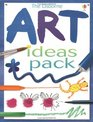 The Usborne Art Ideas Pack