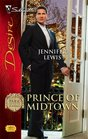 Prince of Midtown (Park Avenue Scandals, Bk 3) (Silhouette Desire, No 1891)