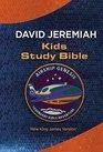 NKJV Airship Genesis Kids Study Bible TechTile Leather Edition