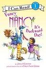 Fancy Nancy It's Backward Day