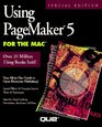Using Pagemaker 5 for the Mac