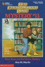 Mary Anne and the Library Mystery (Baby-Sitters Club Mystery, No 13)