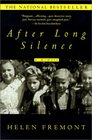 After Long Silence A Memoir