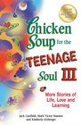 Chicken Soup for the Teenage Soul III More Stories of Life Love and Learning