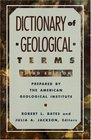 Dictionary of Geological Terms : Third Edition (Rocks, Minerals and Gemstones)