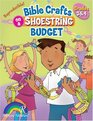 BIBLE CRAFTS ON A SHOESTRING BUDGET -- GRADES 3 & 4