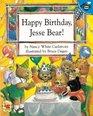 Happy Birthday Jesse Bear