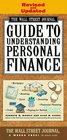 WALL STREET JOURNAL GUIDE TO UNDERSTANDING PERSONAL FINANCE  Revised and Updated