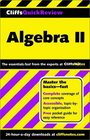 Cliffs Notes Quick Review: Algebra II
