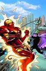 Marvel Adventures Iron Man Volume 4 Armored Avenger Digest
